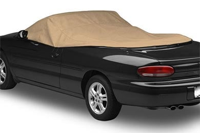 Covercraft Tan Flannel Convertible Interior Cover