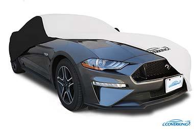 Coverking Satin Stretch Car Cover
