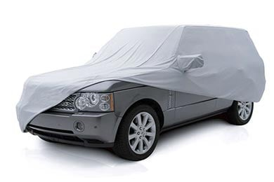 Mercedes-Benz S-Class Coverking Coverbond 4 Custom Car Cover