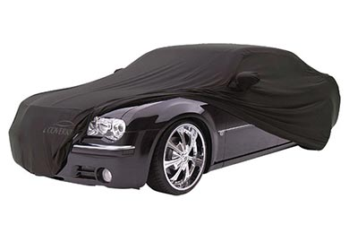 Hyundai Excel Coverking Satin Stretch Car Cover