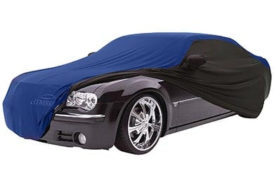 Lancia Scorpion Coverking Satin Stretch Car Cover