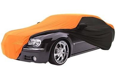 Chevy Corvette Coverking Satin Stretch Car Cover