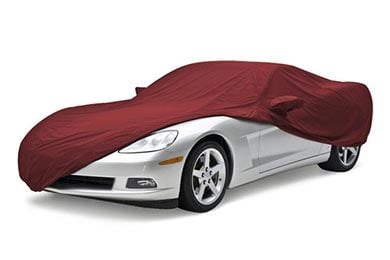 Mercedes-Benz S-Class Coverking StormProof Custom Car Cover