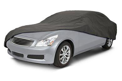 Mitsubishi Expo Classic Accessories PolyPro III Car Cover