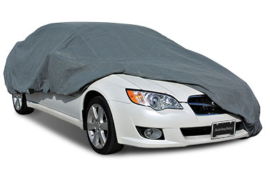 Nissan Titan ProZ Navigator Quad-Tech Car Cover