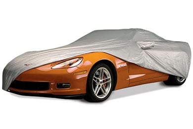 Chevy Corvette ProZ QuickSilver Custom Car Cover
