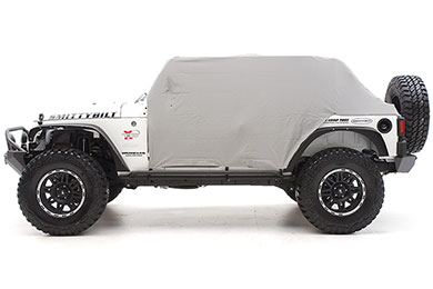 Jeep Cherokee Smittybilt Cab Cover