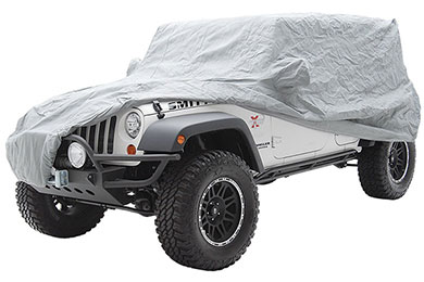 Jeep CJ Smittybilt Full Climate Cover