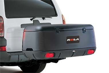Mazda Protege ROLA Adventure System Hitch Cargo Box