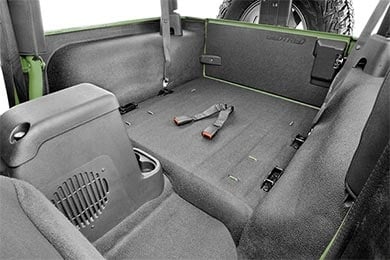 Subaru Impreza BedTred Jeep Cargo Liner Kit by BedRug