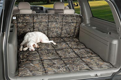 Canine Covers True Timber Camo Cargo Liner Dog Bed