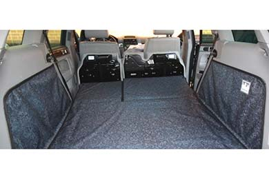 Ford Focus Canvasback Custom Cargo Liners