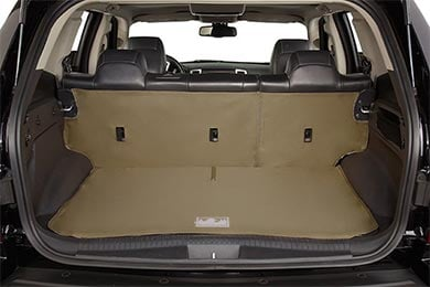 Jeep Grand Cherokee Canvasback Custom Cargo Liners