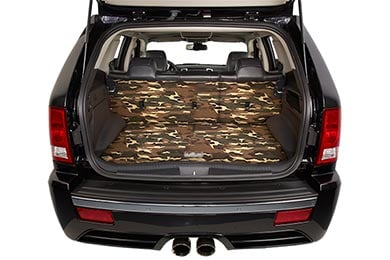 Audi Allroad Canvasback Custom Cargo Liners
