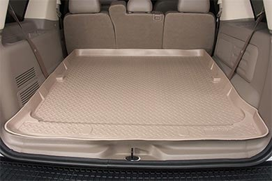 Chevy Tahoe Husky Liners Cargo Liners