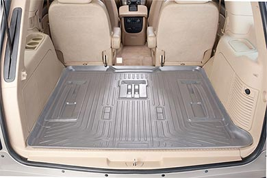 Ford Focus Husky Liners WeatherBeater Cargo Liners