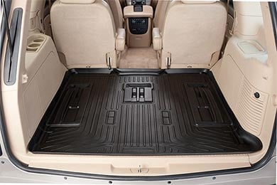 Ford Expedition Husky Liners WeatherBeater Cargo Liners