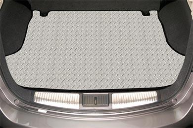 intro tech automotive diamond plate cargo mats