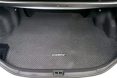 Ford Fiesta Intro-Tech Automotive Protect-A-Mat Clear Cargo Liners