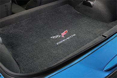 Chevy Corvette Lloyd Mats Logo Cargo Liners