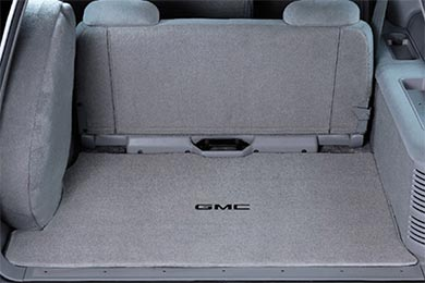Chevy Traverse Lloyd Mats Velourtex Cargo Liners