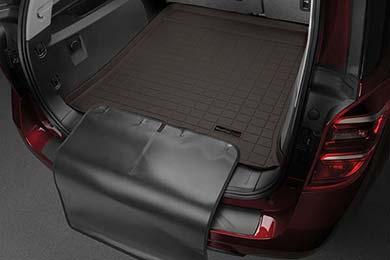 Dodge Charger WeatherTech Cargo Liner with Bumper Protector