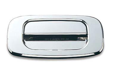 Nissan Titan AMI Aluminum Tailgate Handles