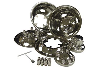 Go Industries Stainless Dually Wheel Simulators