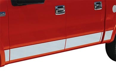 Ford F-350 ICI U-Cut Universal Rocker Panels