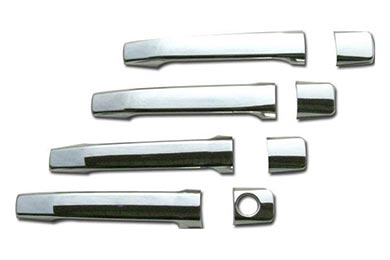 Wellstar Chrome Door Handle Covers