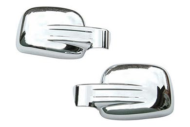 Wellstar Chrome Mirror Covers