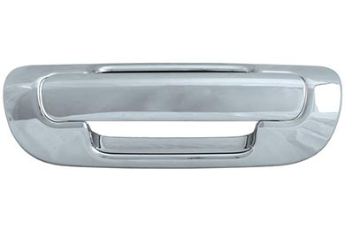 GMC Sierra Pilot Chrome Tailgate Handle Covers