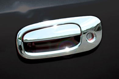 ProZ Chrome Door Handle Covers