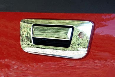 ProZ Chrome Tailgate Handle Covers