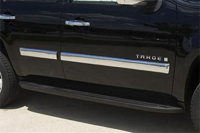 Dodge Charger Putco Chrome Side Molding