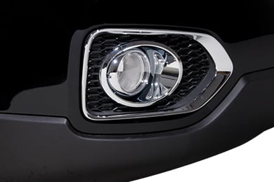Putco Chrome Fog Light Bezels