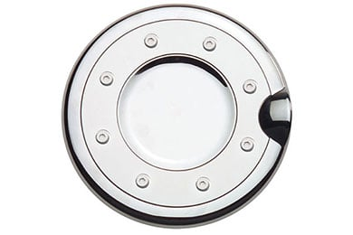 putco chrome fuel door