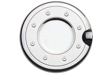 Putco Chrome Fuel Door Covers