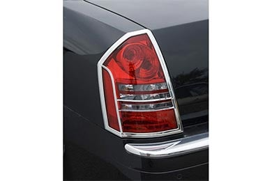Ford Focus Putco Chrome Tail Light Covers
