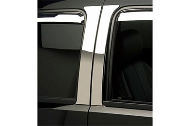 Dodge Ram Putco Stainless Steel Pillar Post Trim