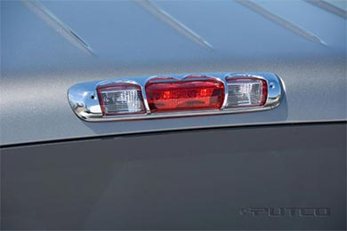 GMC Sierra Putco Third Brake Light Covers