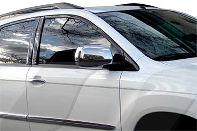 Nissan Altima Trim Illusions Chrome Mirror Covers