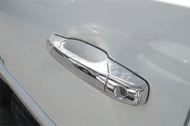 Jeep Wrangler Trim Illusions Chrome Door Handle Covers