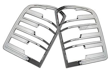 Dodge Ram Trim Illusions Chrome Tail Light Covers