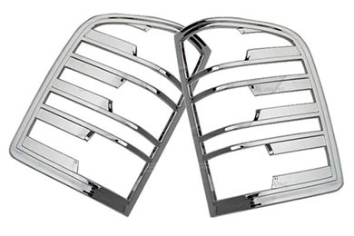 Ford Mustang Trim Illusions Chrome Tail Light Covers