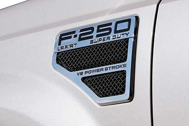 Ford F-350 T-Rex Side & Fender Vents