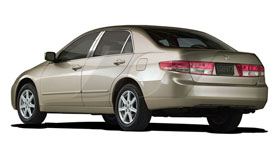 Honda Accord Trim Illusions Chrome Pillar Post Trim