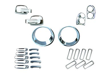 Wellstar Complete Chrome Kit
