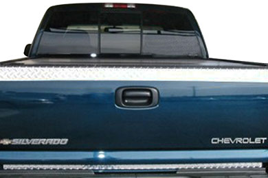 Ford F-350 Willmore Tailgate Cap