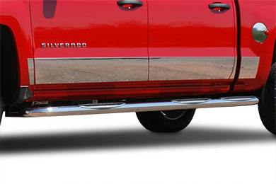 Chrysler 300 Willmore Rocker Panels